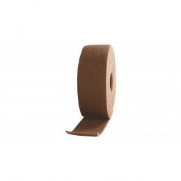 Шлифовальный войлок Mirka Mirlon 115мм x 10m MF 2000 коричневый