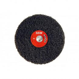 Зачистной диск Mirka CSD 150х13х8 мм со шпинделем