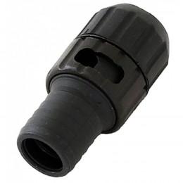 Адаптер с регулируемым всасывающим клапаном для ручных блоков Mirka 20/20мм